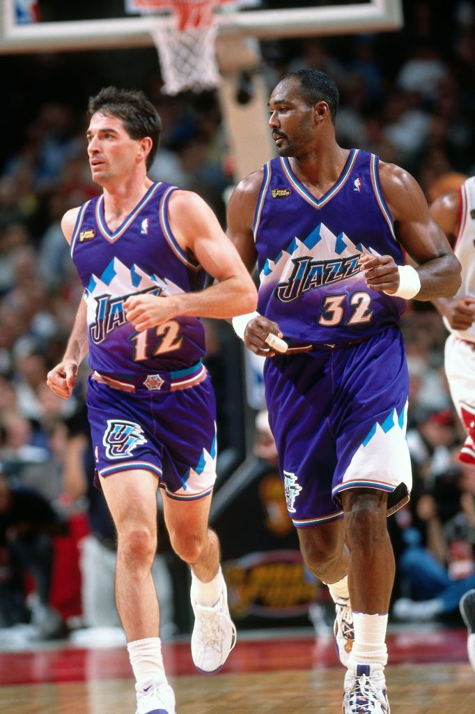 """8f29e81cd Nuclear bombs and horseshoes  The best """"almost"""" duos in NBA history ..."""