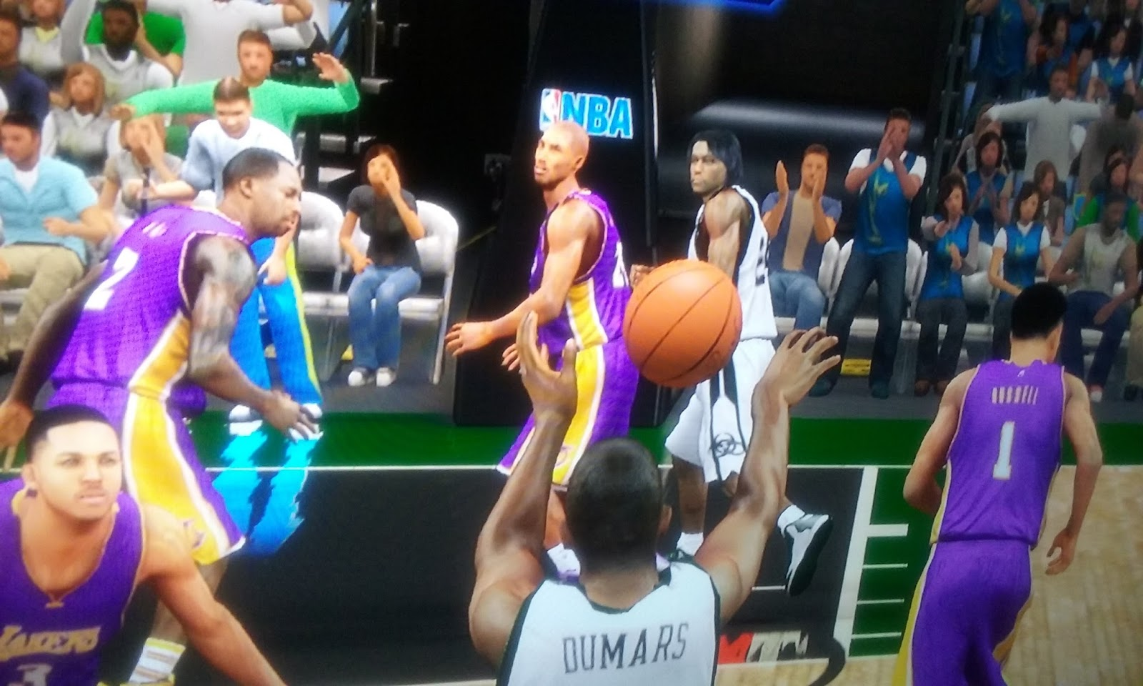 NBA 2K16-6: Roanoke Railguns, Coasting and Splashing